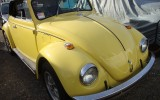 Classic 1968 VW Beetle BuG Convertible Project FOR SALE