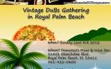 Classic VW Bugs June 1st Newsletter; Palm Beach Show June 3rd, New Lady Tanks, NEWS PRESS