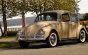 My Classic 1967 VW Beetle BuG L620 Savanna Beige FOR SALE!