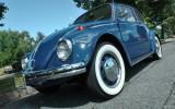 Classic 1968 VW Beetle Volkswagen BuG Sedan SOLD in VW Blue