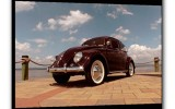 Classic VW BuGs Vallone's Volkswagen Beetle Wall Art On SALE!