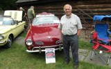 Classic VW BuGs; Vince Vespe and his 1965 Karmann Ghia News Story in the NY Times