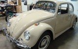 Classic 1967 Savanna Beige VW Beetle Bug for Sale!