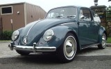 Classic 1966 VW Beetle BuG SOLD! Body off Show Piece Resto.