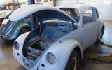 Classic VW BuGs 1967 VW Beetle Sunroof Sedan *Project*