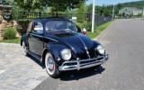 Classic VW BuGs 1956 Oval Window Black Beetle SOLD!