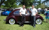 Classic VW BuGs 1952 Split Window Beetle Concours D' Elegance Wrap up