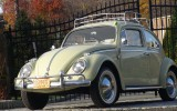 Classic VW BuGs 1962 Beryl Green Restored Beetle Sedan SOLD!