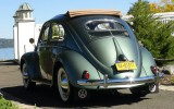Classic VW BuGs 1954 Oval Window Ragtop Sunroof Beetle Restoration Completed!