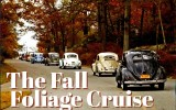 Classic VW BuGs 2014 Fall Foliage Beetle Cruise Featured in VolksAmerica Mag!