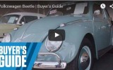 Classic VW BuGs; Hagerty Knows Classics Volkswagen Beetle Buyer's Guide