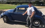 Classic VW BuGs Presents an Electric 1967 VW Beetle eBuG!