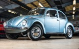 Classic VW Bugs Barely-driven 1974 Super Beetle barn find up for auction