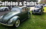 Classic VW BuGs Heads to New Canaan CT Caffeine & Carbs Show Waveny Park