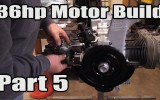 Classic VW BuGs 36hp Beetle Air-Cooled Motor Engine Rebuild Parts 1 – 5