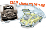 How Volkswagen Could Have Built A Better Air-Cooled Beetle 50 Years Ago