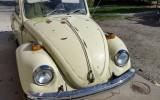 Classic VW BuGs 1970 Original Convertible Beetle Project