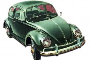 37 VW Beetle