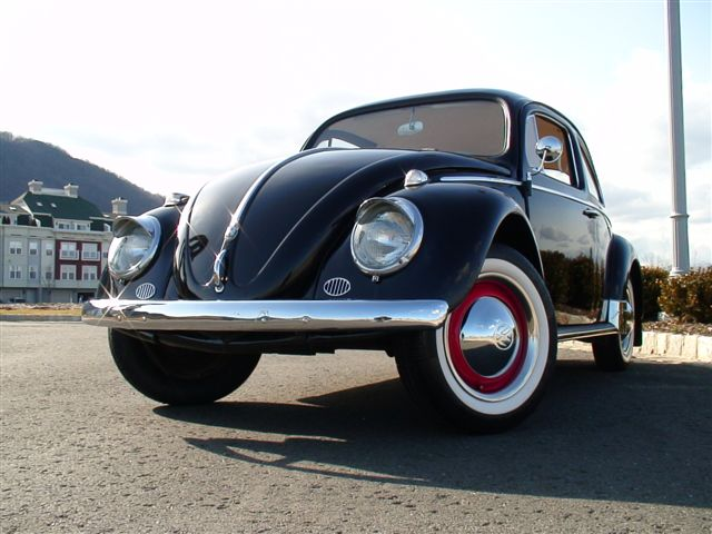 Classic VW Old Beetle Bugs About Page of Chris Vallone  Classic
