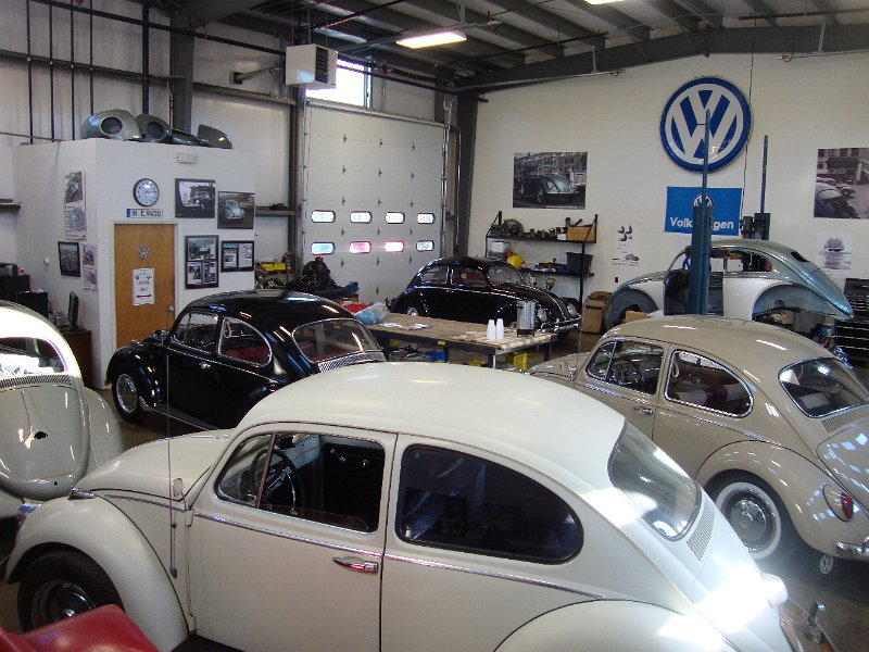 The Classic Vw Bug Shop Classic