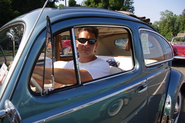 1953 Oval Window Vw Ragtop Euro Beetle Bug Classic Vw