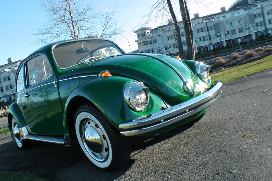 Classic VW Bugs Newsletter; 69 BuG on eBay, Fuel Additive, and More ...