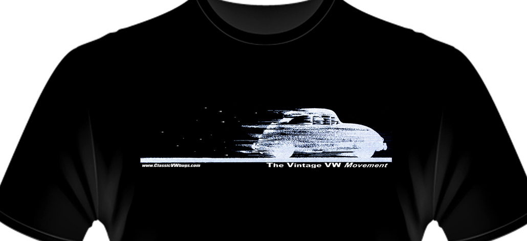 » My Classic Vintage VW Movement Beetle Bug T-Shirt Designs : Classic VW Beetles & BuGs ...
