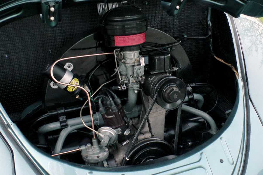 Here is how to install them Vw Beetle Engine