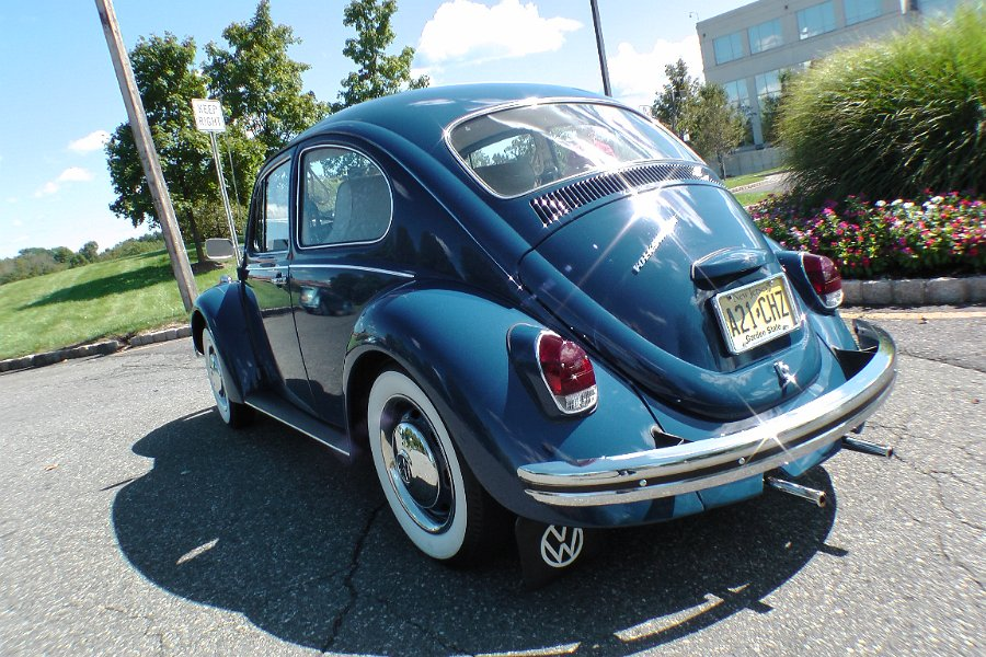 Classic 1968 VW Beetle Volkswagen BuG Sedan for Sale in VW