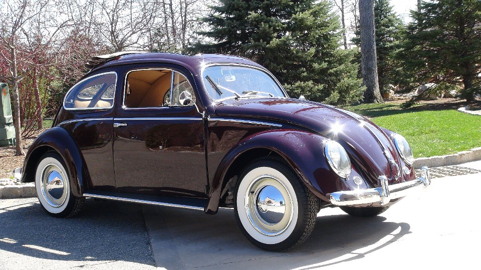 1952 Zwitter Ragtop Project Build A Bug