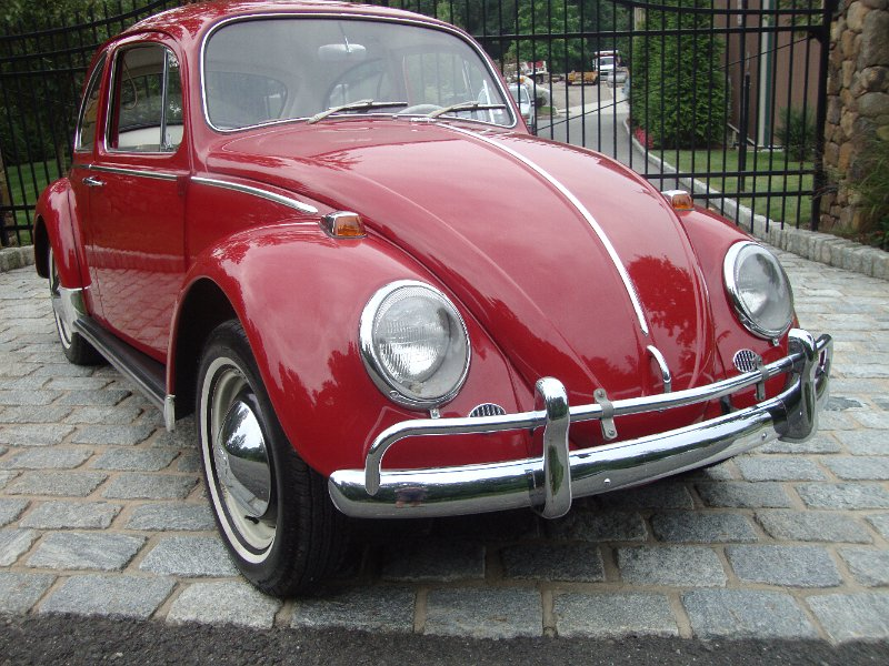 Classic VW Old Beetle Bugs About Page of Chris Vallone | Classic VW ...