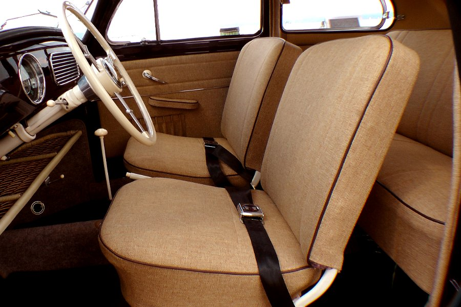 classic vw bugs now selling 3 signature vallone vintage beetle interior kits classic vw. Black Bedroom Furniture Sets. Home Design Ideas
