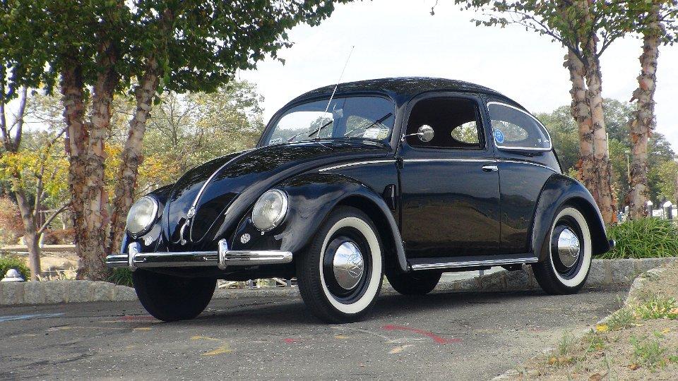 Image gallery 1951 vw beetle for 1951 volkswagen split window