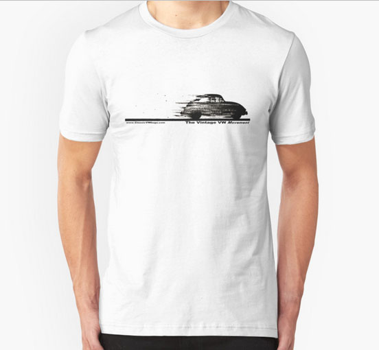 classic vw bugs volkswagen  shirts  large beetle prints   classic vw beetles