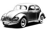 Classic VW BuGs Installing Vinyl Headliner for your Vintage Beetle Restoration