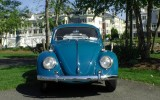 Brendt Citta from Cali Ready to Jump in the Classic VW BuGs Scene