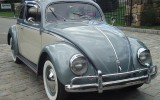 Joe & Barb's Vintage Classic 1954 VW Beetle *Build-A-BuG* Completed