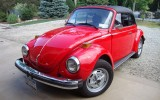 Classic VW BuGs offers a 1979 VW Super Beetle Convertible SOLD!