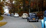 Classic VW BuGs 2015 Fall Foliage Hudson Valley Cruise is Saturday October 24th!