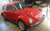 Classic VW BuGs 1974 Super Beetle Sedan *Build-A-BuG* Project
