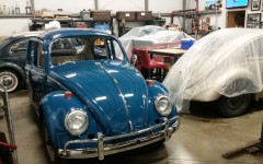 Classic VW BuGs 1965 *Build-A-BuG* Beetle Project for Mike B.