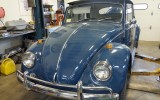 "Classic VW BuGs 1967 Convertible Beetle ""Find-A-BuG"" Project!"