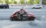 Classic VW BuGs Presents Denver's tiny Volkswagen cafe is half-coffee, half-commute!