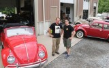 Classic VW BuGs hits the USA Today Pages a passion for old VWs becomes a thriving business