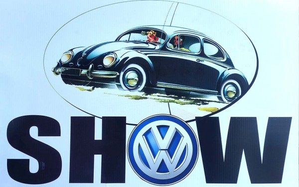 Classic VW BuGs New York 2017 Vintage VW Air-Cooled Treffen Show TODAY!