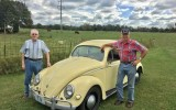 Classic VW BuGs Two guys from Billings drove a 1957 Volkswagen 'Bug' to Pike's Peak and back