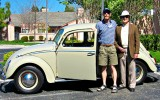 Classic VW BuGs Presents The Weekly Driver Podcast, Episode 7, Original 1959 Volkswagen Beetle