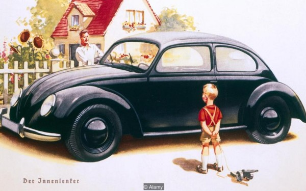 Classic VW BuGs What if the VW Beetle Never Existed?