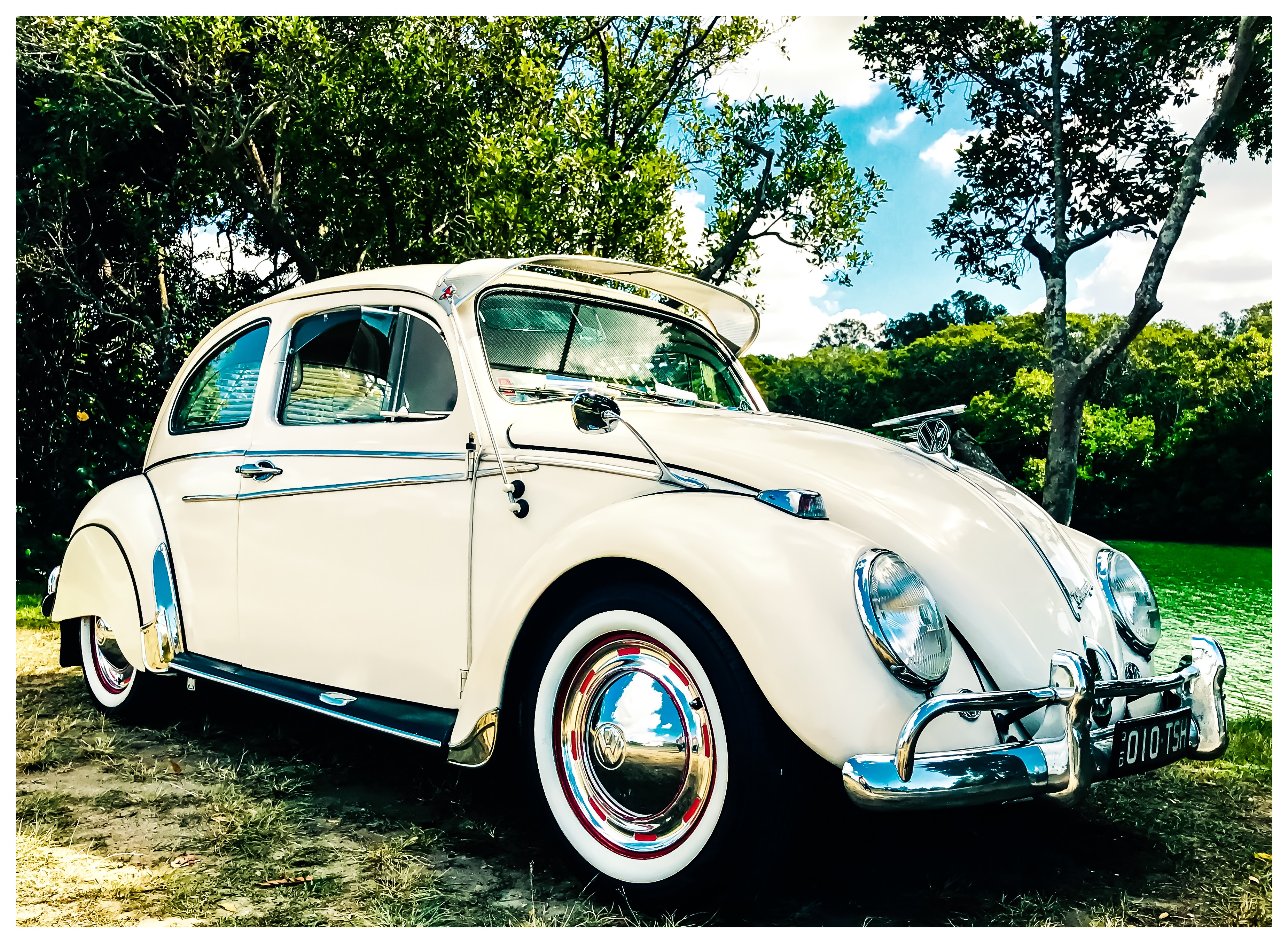 VW Beetle Accessories >> Classic Vw Bugs Fan Mail From Down Unda 1967 Beetle And